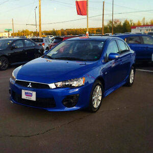 2017 Mitsubishi Lancer AWD -Lease Takeover and $500 CASH IN HAND