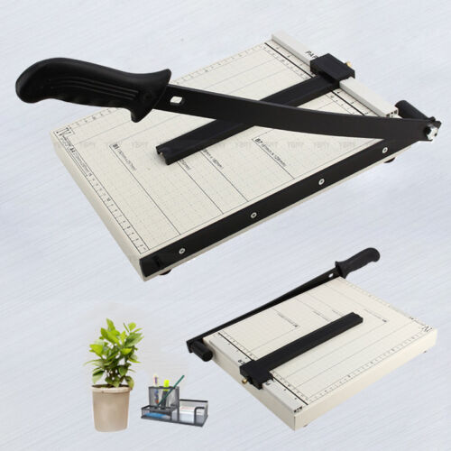 new professional office guillotine a4 paper photo card