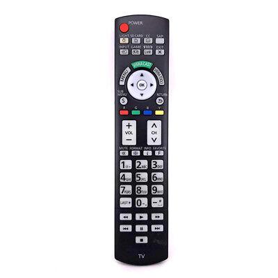 Used Original For Panasonic N2QAYB000486 TV Remote Control TC46PGT24 TCP42G25