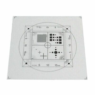 Microscope Calibration Transparent Film Micrometer Ruler Measurement Scales Dots