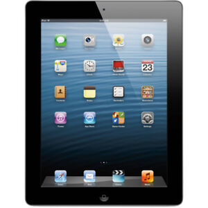 Apple iPad 4th Generation 64GB, Wi-Fi + Cellular UNLOCKED