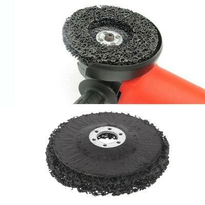 Rust Removal Paint - Poly Strip Disc Wheel Paint Rust Removal Clean Remove For Angle Grinder 100x16mm