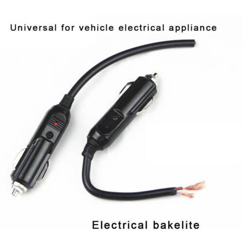 Adapter 12V24V Cigarette Lighter Plug Male Automotive Electr