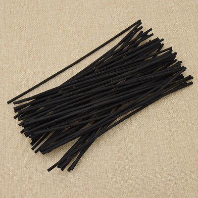 Stick-duft-Öl (Diffusor Ersatzstäbchen Dekoration Schwarz Rattan Stick Duft Öl Reed Ersatz)