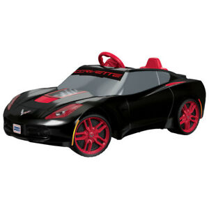 Corvette 7 Kids ride on car $330 limited quantity available