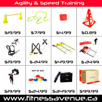 Agility and Strength Training Equipment and Accessories –New