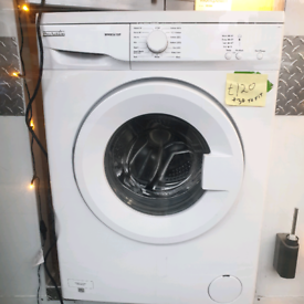 ProAction WMNS610P 6KG 1000 Spin Washing Machine - White Sold!