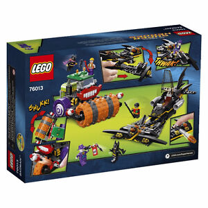 Dc comics: Super Heroes Batman et The Joker Steam roller! 55$