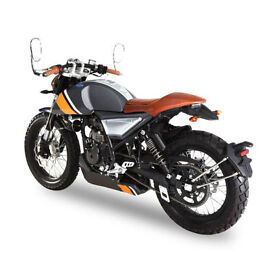 FB MONDIAL HPS 125cc - LEARNER LEGAL - CLASSIC 2017