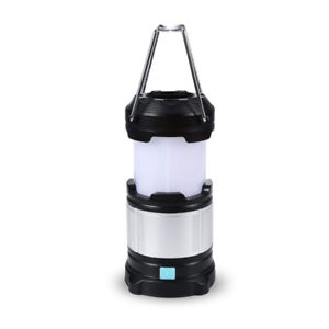 LED Camping Lantern Portable Outdoor Waterproof with 4 Modes