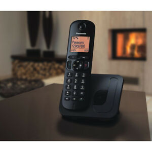 Panasonic KX-TGC210 Indoor Cordless Phone (single unit) AAA cell