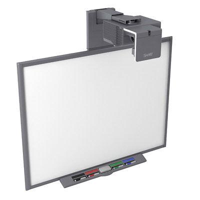 66 Sb660 Interactive Smart Board And Short Throw Uf75 Hdmi Projector Warranty