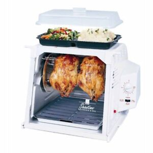 Compact Showtime Rotisserie Oven