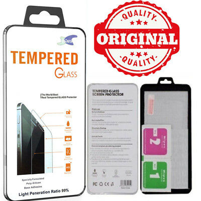 Gorilla-CLEAR Tempered Glass Film Screen Protector For ONEPLUS 5 & FREE POST