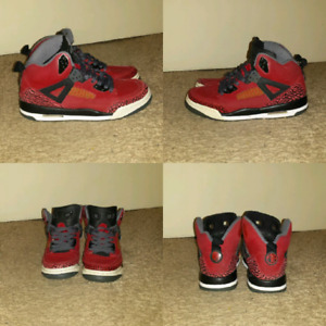 Nike air jordan brooklyn (size 5Y/7.5 women)