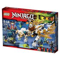 SCELLÉ+NEW LEGO Ninjago - Master Wu Dragon (70734)