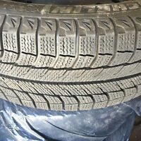 Michelin winter tires 215/ 65 R16