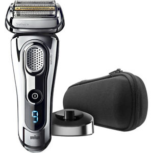 Braun Series 9 9293s Wet & Dry Electric Shaver for Men with Char
