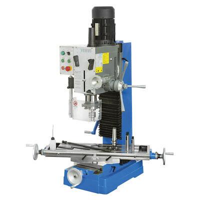 Taladro fresador de columna por engranajes FERVI T044/230V