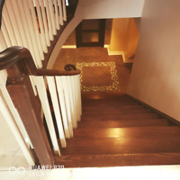 Stairs and floorings