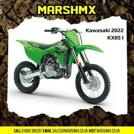 Kawasaki KX 85 Small Wheel - 2022 Model, Nil Deposit Finance Available