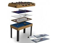 Riley 4ft 12-In-1 Multi Games Table... new