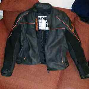 Bering Motorcycle Armour Jacket XL
