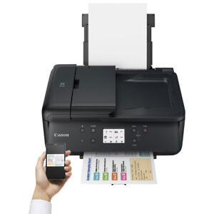Canon PIXMA TR7520 Wireless All-In-One Inkjet Printer $149