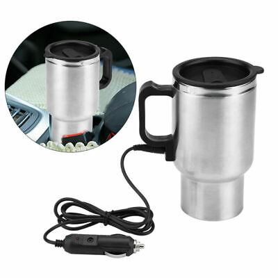 Calentador de Agua Taza Café Coche Eléctrico Viaje Encendedor Cigarrillos Del