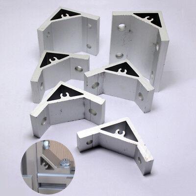 Heavy Right Angle Connector For Aluminium Extrusion Profile 2020-404030604080
