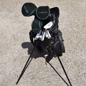 Golf Clubs - Junior Set by Prince