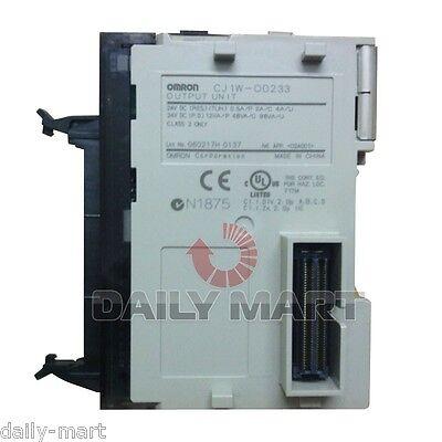 Omron Cj1w-oc211 Cj1woc211 Lc Output Unit Original New In Box Free Ship