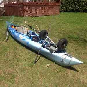"""Kayak Azul 13' 6"""""""