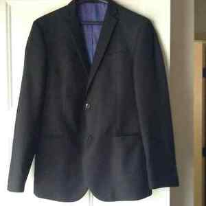 Men's Black Suit Jacket