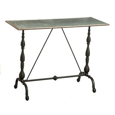 Galvanized Metal Table 48