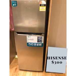 230L Hisense Refrigerator Caulfield South Glen Eira Area Preview