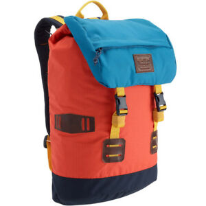 Burton Tinder Backpack, Red Clay Triple Ripstop