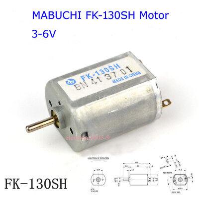2PCS DC 1.5V-6V 3000RPM Micro 300 Solar Power Motor Panasonic MDN3BT3CSA Motor