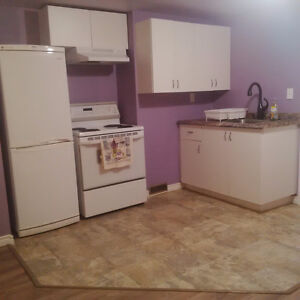 CLEAN & BRIGHT Bachelor Suite near NAIT- available JUN 25/JULY1