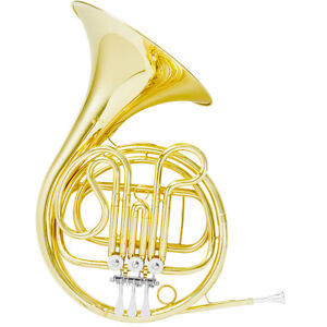 CECILIO - FRENCH HORN - COR FRANCAIS with Case MINT