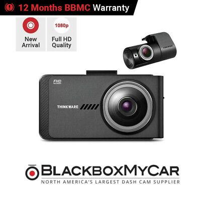 Thinkware X700 2-Channel Front & Rear Full HD Dash Cam 16GB SD Card - Refurb