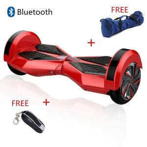 HOVERBOARD - LAMBORGHINI 8 inch LED SPEAKERS - CERTIFIED SAMSUNG