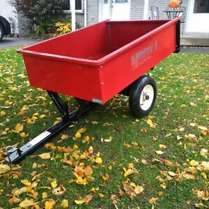 Trailer for lawn tractor or Atv