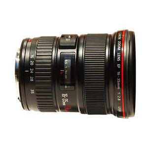 Canon  EF Lens 16-35mm F2.8 L