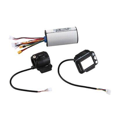 Controlador Freno Pantalla LCD 24V 250W Controlador de Scooter EléCtrico Mo G2Z4