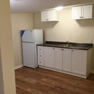 All Inclusive Newer Basement Apartment