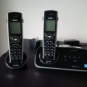 Uniden Cordless Cell Link Phone