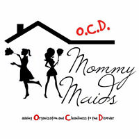 O.C.D. Mommy Maids Cleaning Service