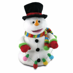 NEW Cuddle Barn Christmas Jack J. Frost The Snowman