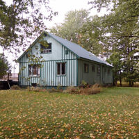 Orangeville/Shelbourne, country home w/appliances and workshop